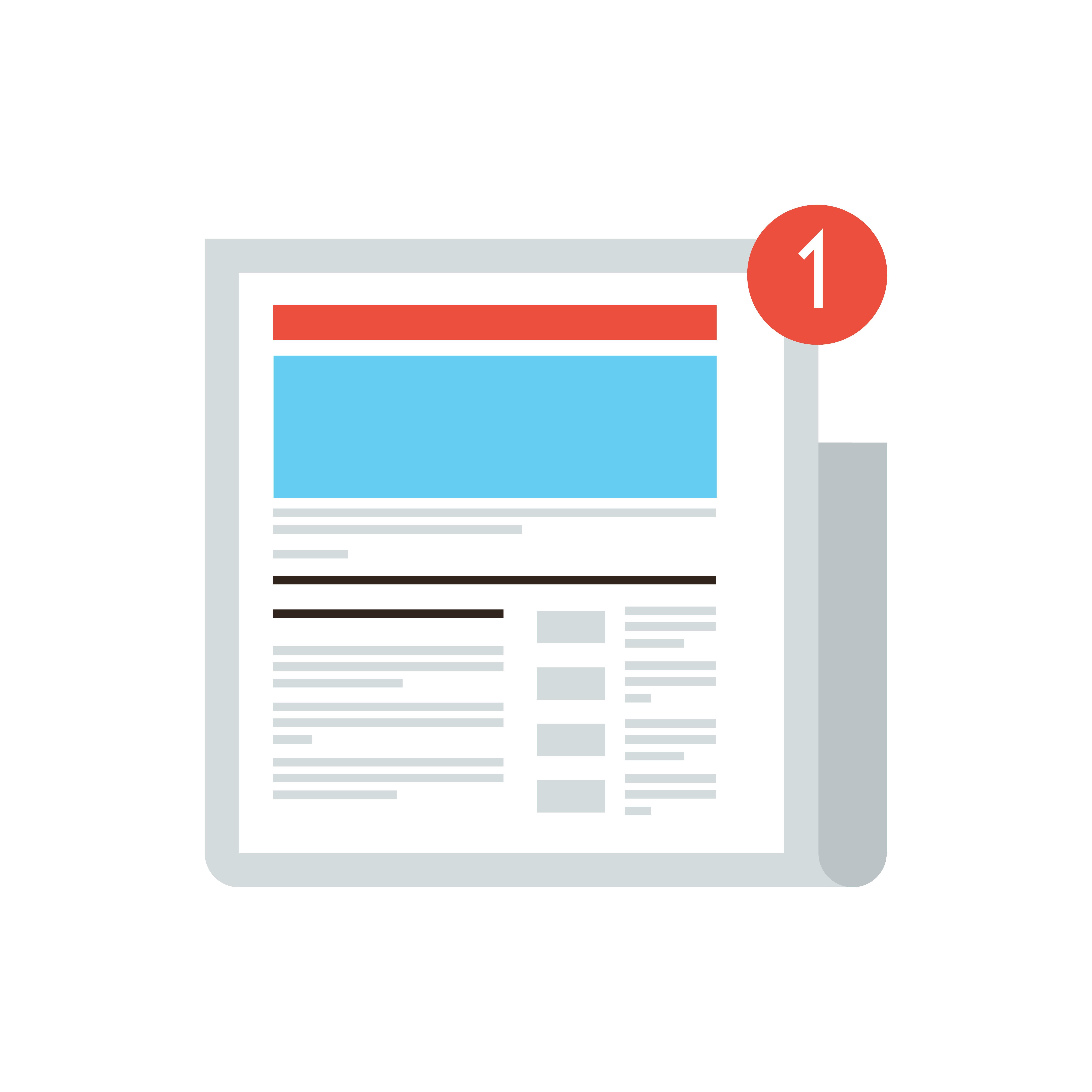 cómo escribir un blog - título