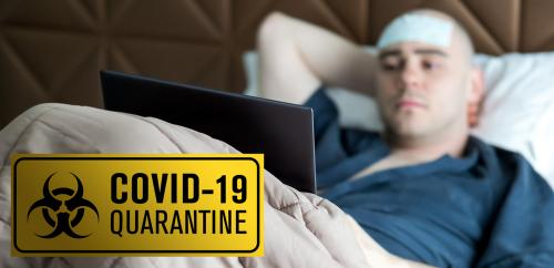 Cómo cuidar a un paciente con Covid-19 y qué casos necesitan hospitalización