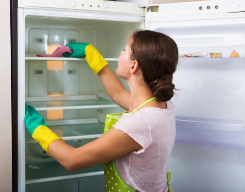 Recetas caseras para desinfectar tu refrigerador