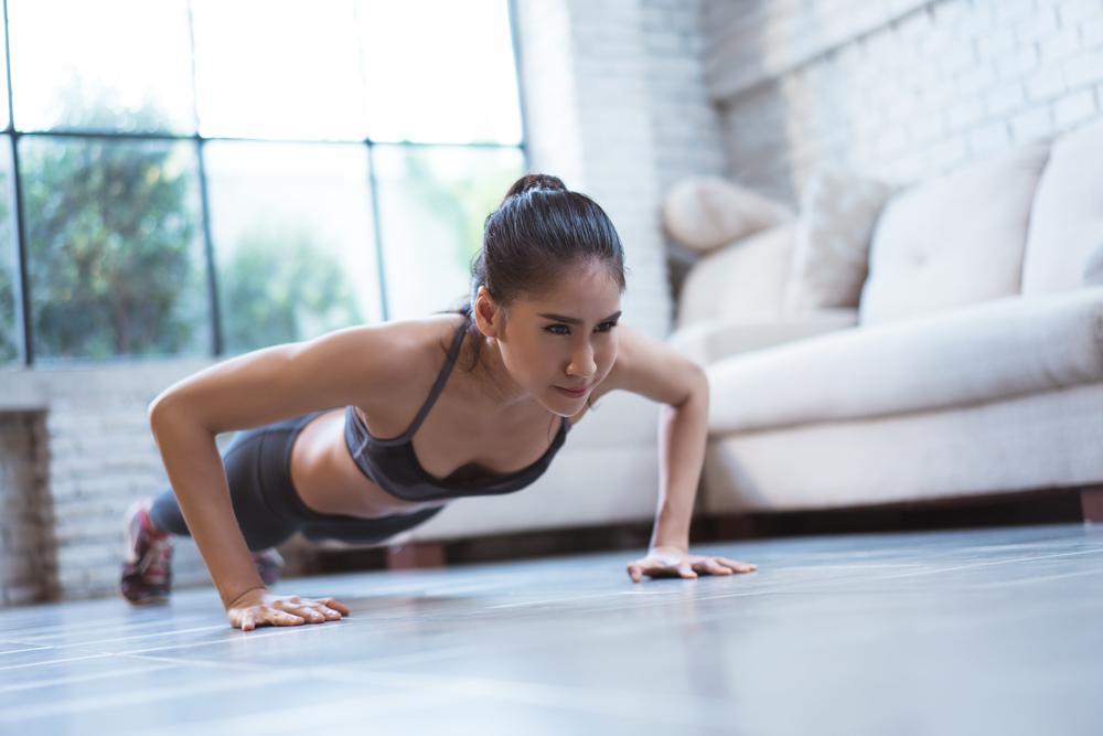 TOP 5: Ejercicios que puedes practicar en casa durante la cuarentena