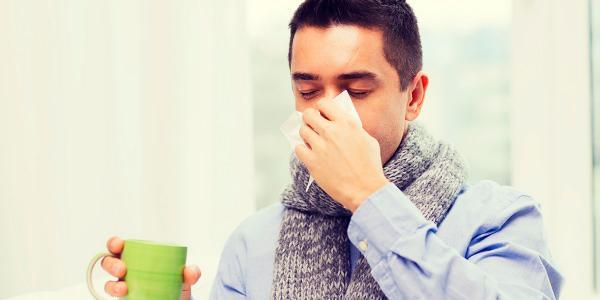 ¿El frío provoca que te resfríes?