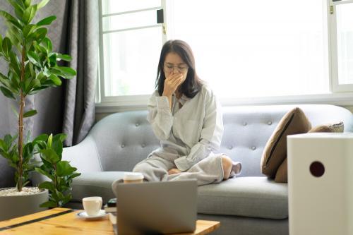 Cómo eliminar la humedad y mejorar la capacidad pulmonar en invierno