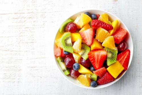 Estas son las frutas de temporada