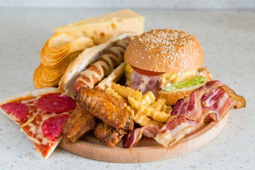 ¿Qué tomar cuando te pasas con las grasas?