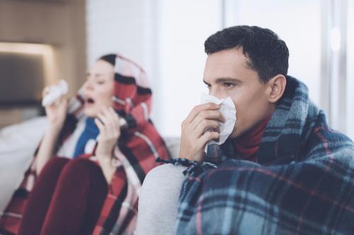 ¿Qué hacer para que tu pareja no te contagie de gripe?