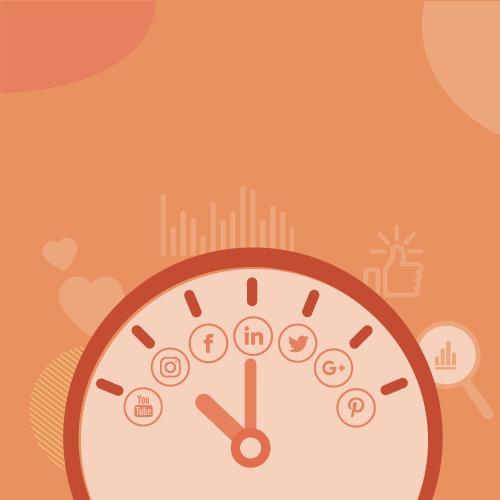 Horas Hot para publicar en redes sociales