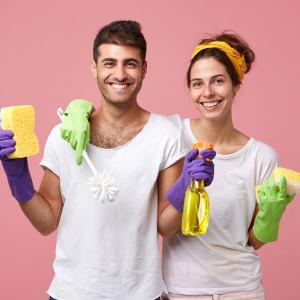 7 tips caseros para que tu baño reciba una limpieza profunda