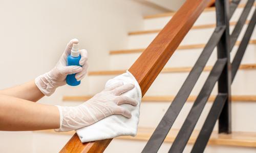 Coronavirus: Cómo desinfectar la casa y recomendaciones al hacer compras