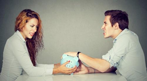 Tu actitud hacia el dinero puede ser problemática en una relación