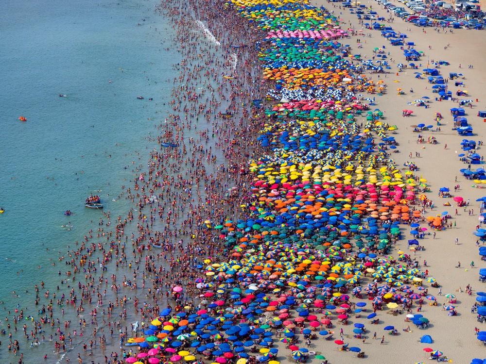 ¿Quieres ir a la playa pero no sabes si estará limpia? Esta app te ayudará