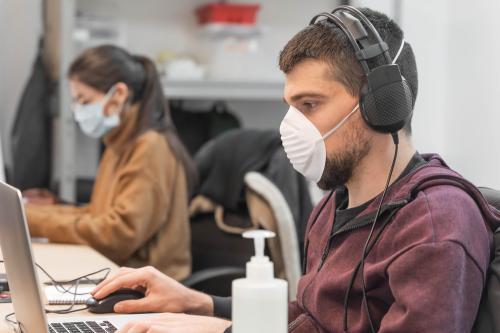 Coronavirus: consejos para volver al trabajo de manera segura