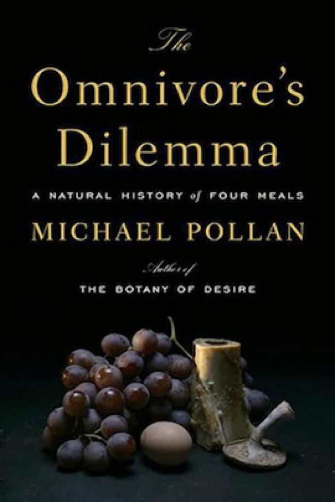 El dilema del omnívoro, de Michael Pollan