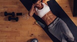 Los mejores ejercicios para abdominales bajos