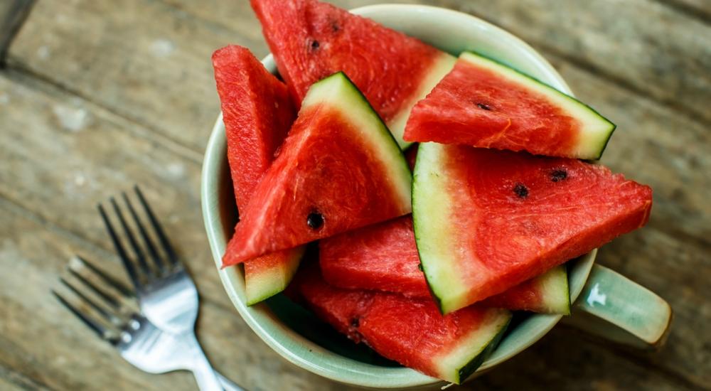 Más que refrescante: 5 beneficios para la salud de las sandías