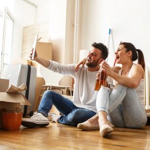 Seis consejos antes de mudarte con tu pareja