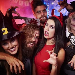 5 tips para hacer tu propio disfraz de Halloween