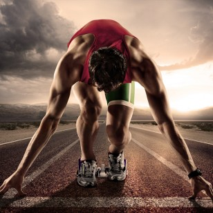 Los atletas de alto rendimiento se enferman más: ¿por qué?