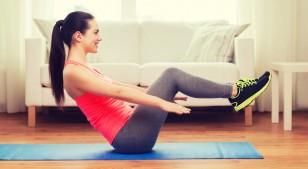 Algunos ejercicios para perder peso y mantenerte saludable desde tu casa