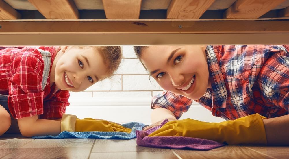5 resoluciones para tener la casa más limpia y ordenada este año