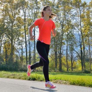 ¿Es mejor correr de día que de noche?