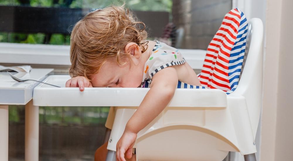 Aprende a regular las horas sueño de tu bebé
