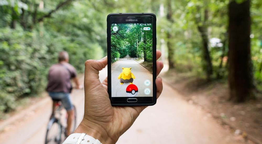 ¡Ejercítate mientras juegas Pokémon Go!