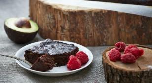 Deliciosos e inesperados brownies apaltados