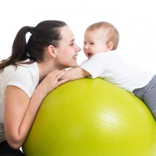 Descubre las formas en las que puedes ejercitarte con tu bebé