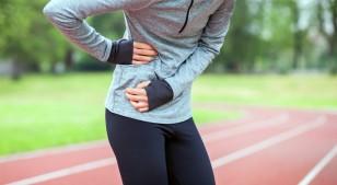 Evita esas molestas punzadas laterales al correr