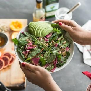 ¡Cuidado! No arruines tu ensalada con el aderezo