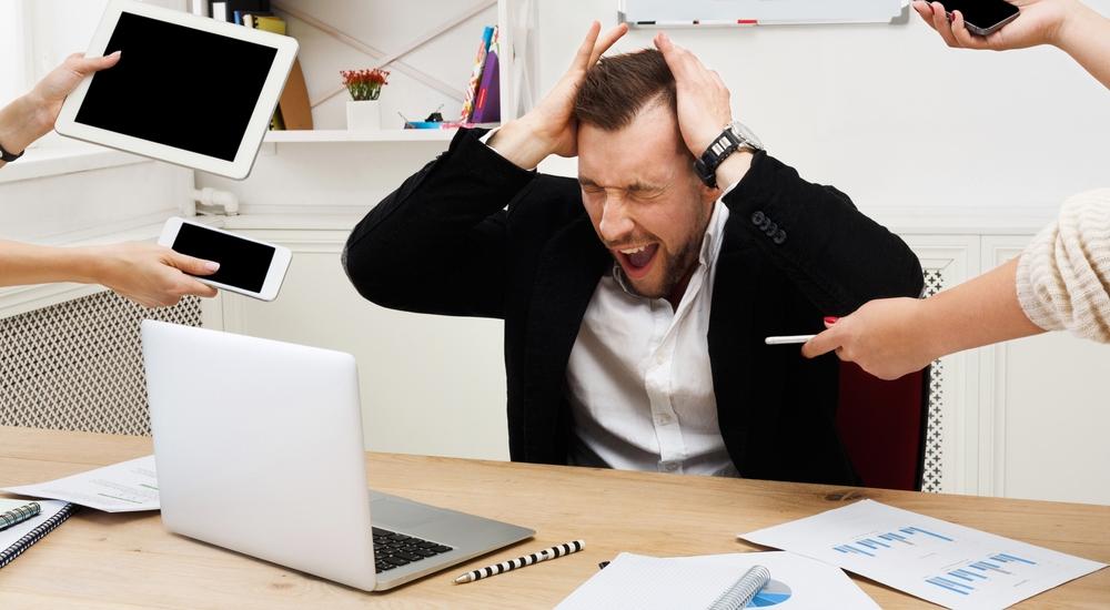 ¿El estrés te hace más productivo?