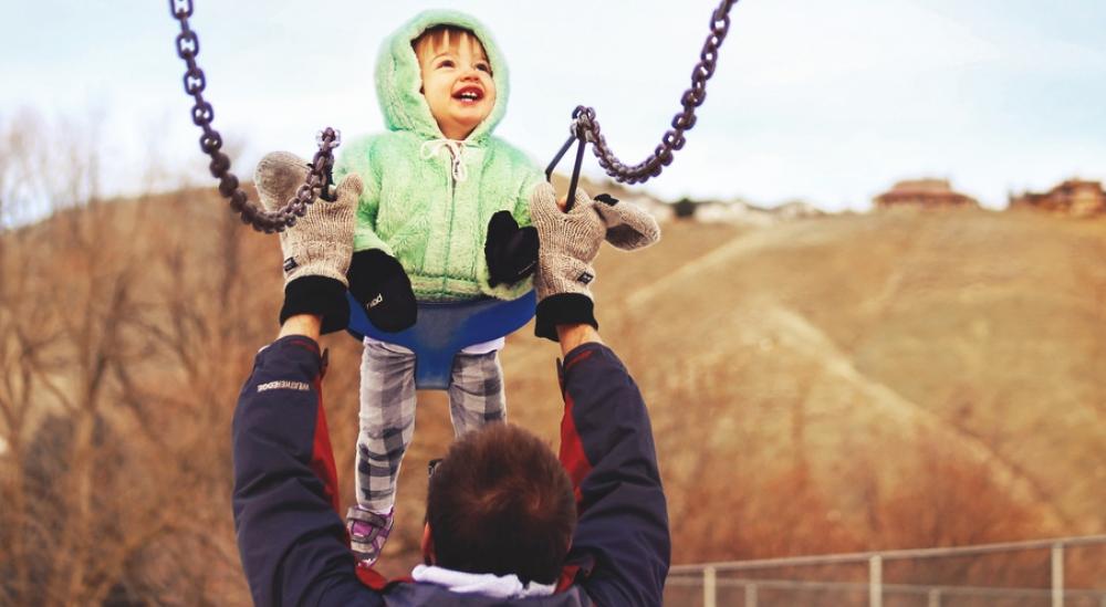 8 formas de criar a un niño valiente