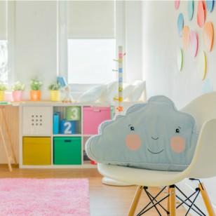 3 consejos para hacer espacio para tu bebé en una casa pequeña