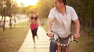 Bicicleta vs. correr ¿Cuál es mejor?