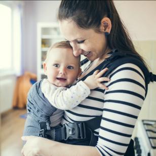 ¿Sabes qué es la crianza de apego?