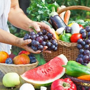 Cuidado: la fruta en exceso no es recomendable