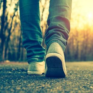 4 excelentes motivos para caminar más seguido