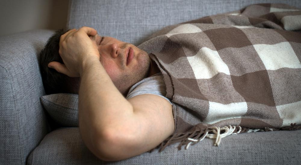 ¿Sabes por qué se te 'duerme' un brazo o una pierna?