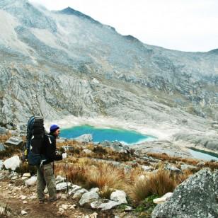 Trekking en Quebrada Santa Cruz Llanganuco