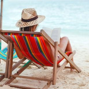 Algunas recomendaciones de libros para la playa