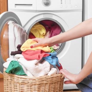¿La lavadora quita realmente los gérmenes de la ropa?