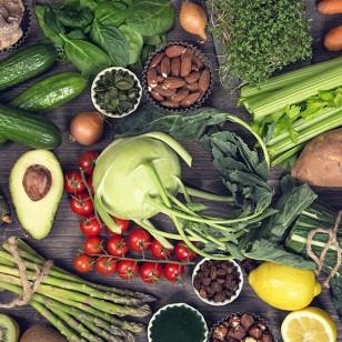 ¿Cómo es una dieta alcalina?