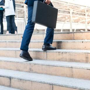Estas son todas las ventajas de usar más seguido las escaleras