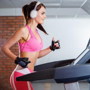 10 minutos en la caminadora son ideales para tener un cuerpo y corazón sano