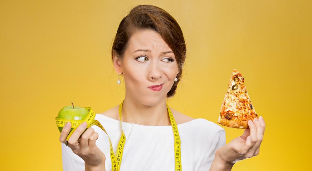 ¿Puede suprimirse el antojo de comida chatarra?