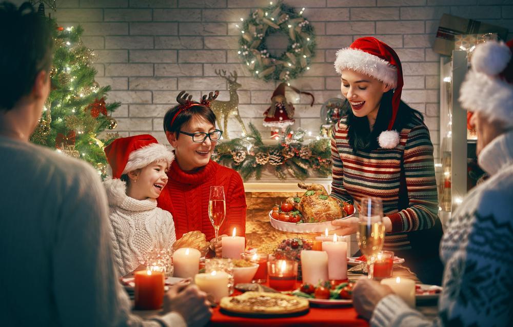 5 recetas navideñas saludables para sorprender a tus invitados en nochebuena