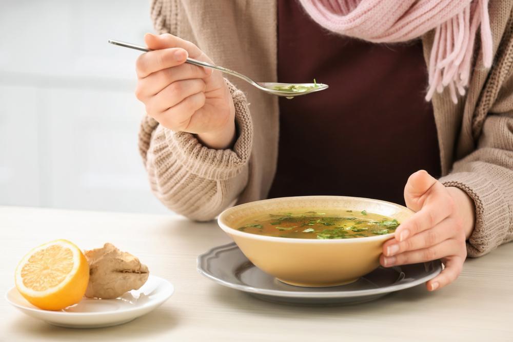 Invierno: Alimentos que debes incorporar en tu dieta para combatir el frío