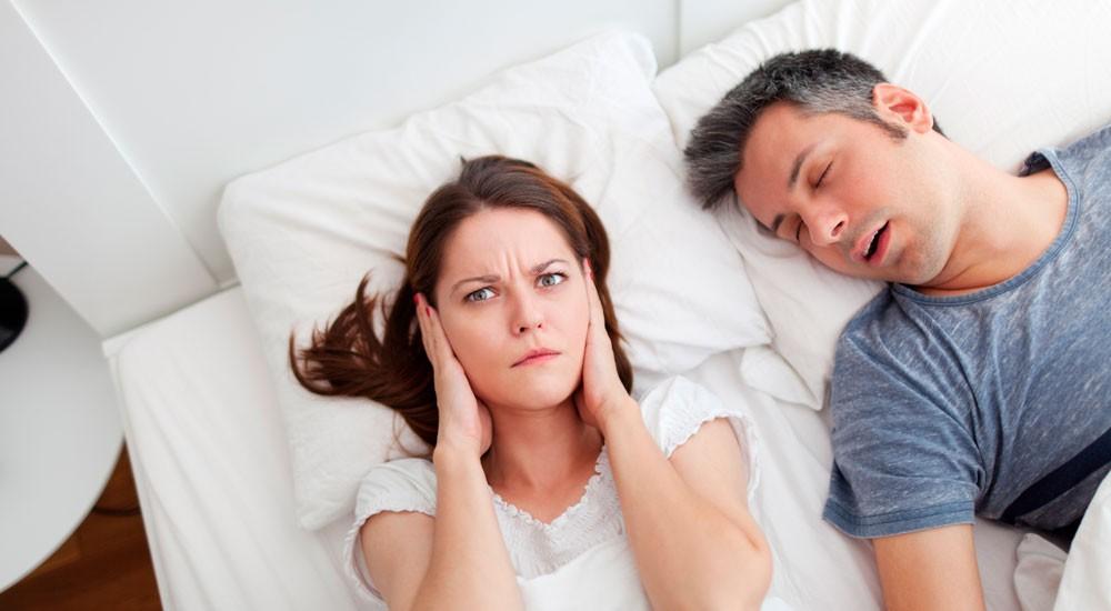 Remedios naturales para dejar de roncar