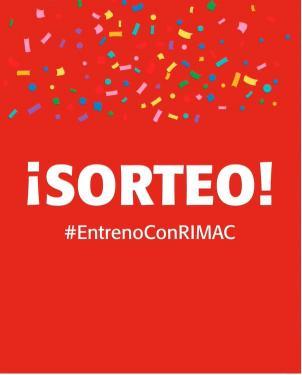 Términos y Condiciones CONCURSO: #EntrenoConRIMAC