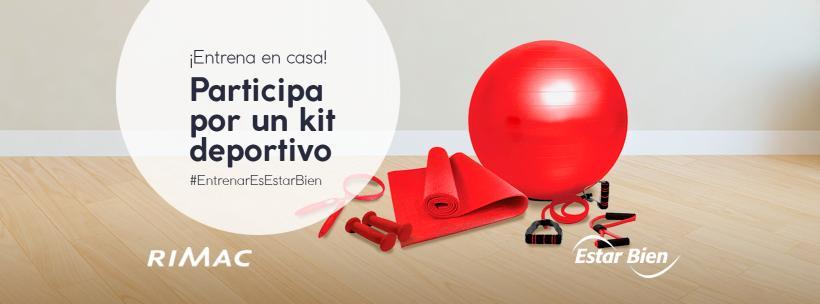 Términos y condiciones: #EntrenarEsEstarBien